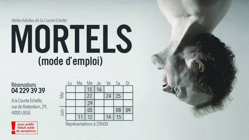 Agenda ► Mortels (mode d'emploi)