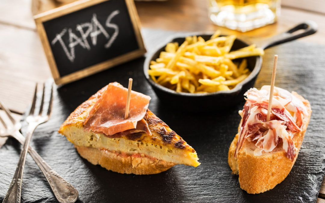 Agenda ► Parcours gastronomique de l'Espagne à travers ses tapas