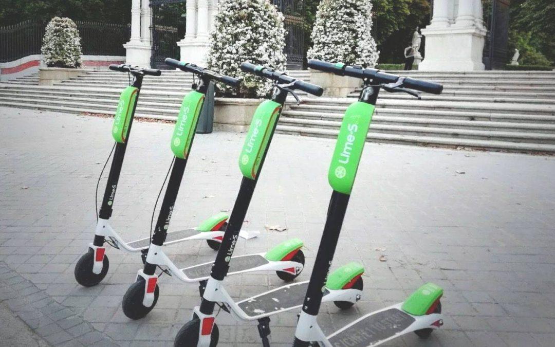 Nouvelles règles pour les vélos et trottinettes de location: pas de publicité, 25 km/h, nombre limité…