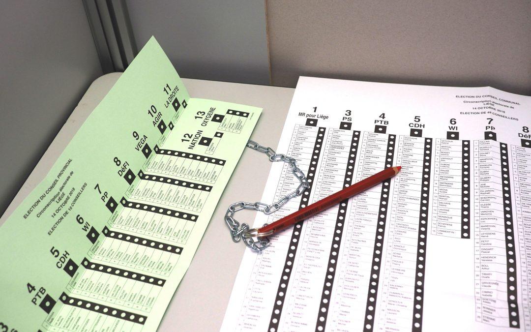 Il manque des présidents de bureaux de vote pour les élections