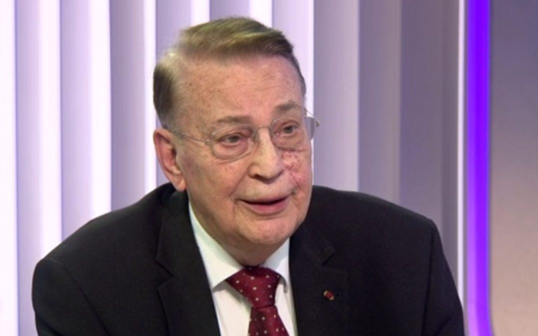 Décès de l'ancien ministre et figure liégeoise Jean-Pierre Grafé