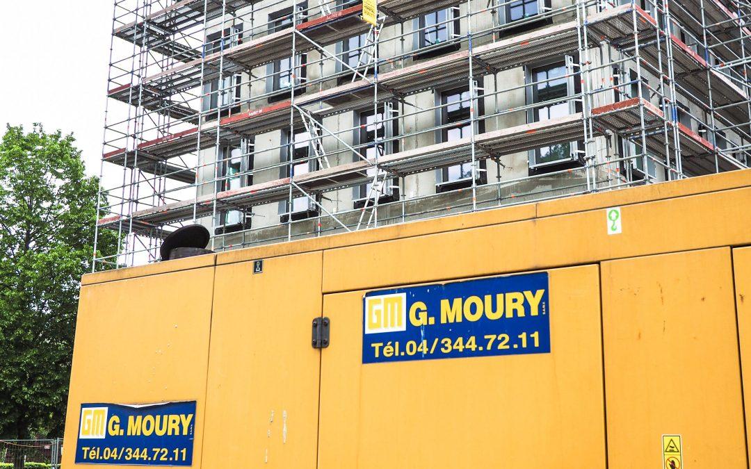 L'entreprise de construction Moury n'est pas à une pollution près au Val-Benoît