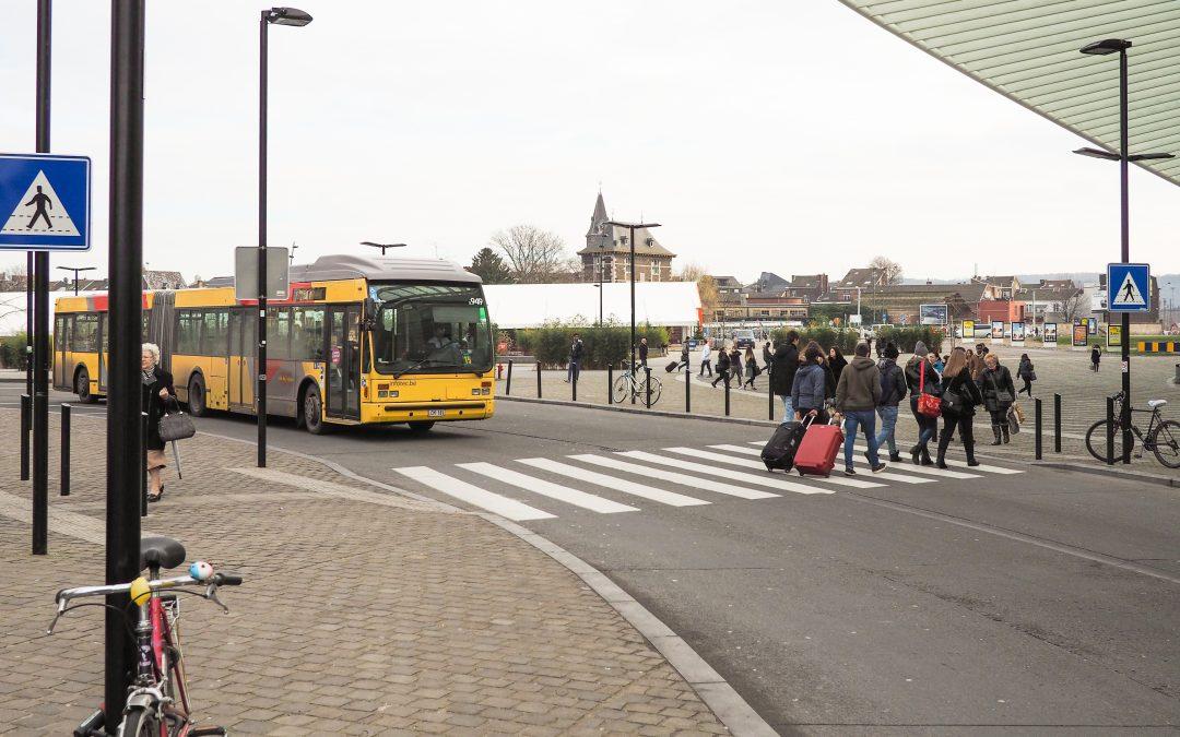 Réorganisation bus-tram: les résultats de l'étude du TEC arriveront début 2020