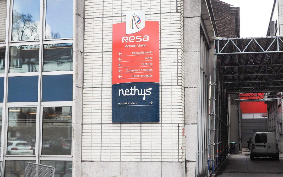 Resa devient une intercommunale indépendante de Nethys et cela coûtera plusieurs millions