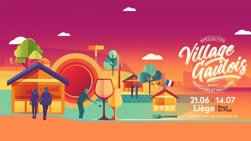 Agenda ► Village Gaulois 2019