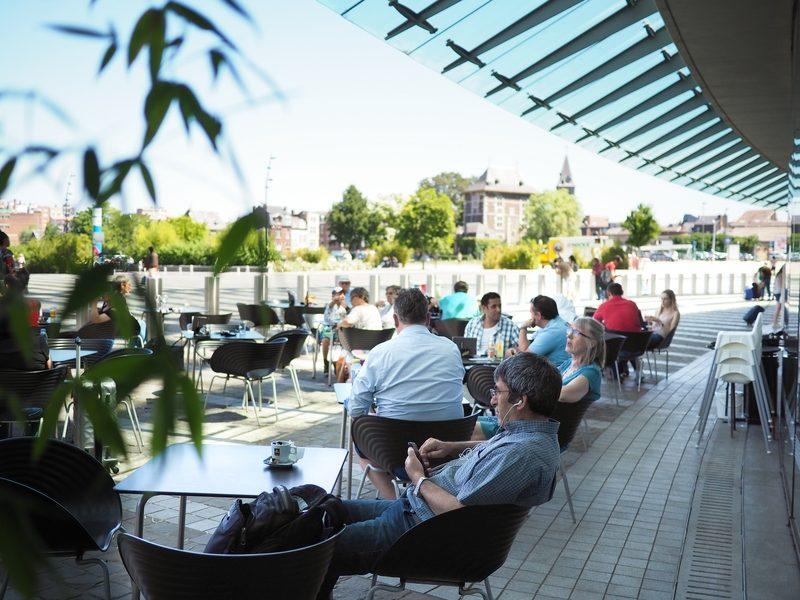 La Ville envisage d'empiéter sur l'espace public pour agrandir les terrasses Horeca