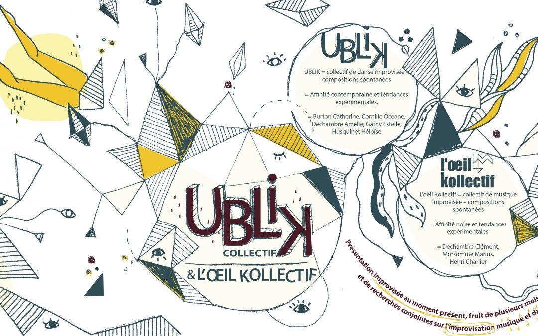 Agenda ► UBLIK + L'Oeil Kollectif