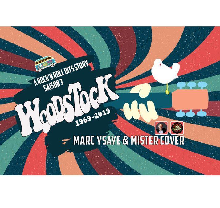 Agenda ► Marc Ysaye et Mister Cover