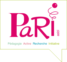 Agenda ► Stages Asbl P.A.R.I