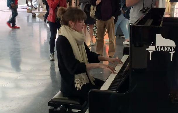Concours de piano dans la gare des Guillemins: aucun participant jusqu'à présent