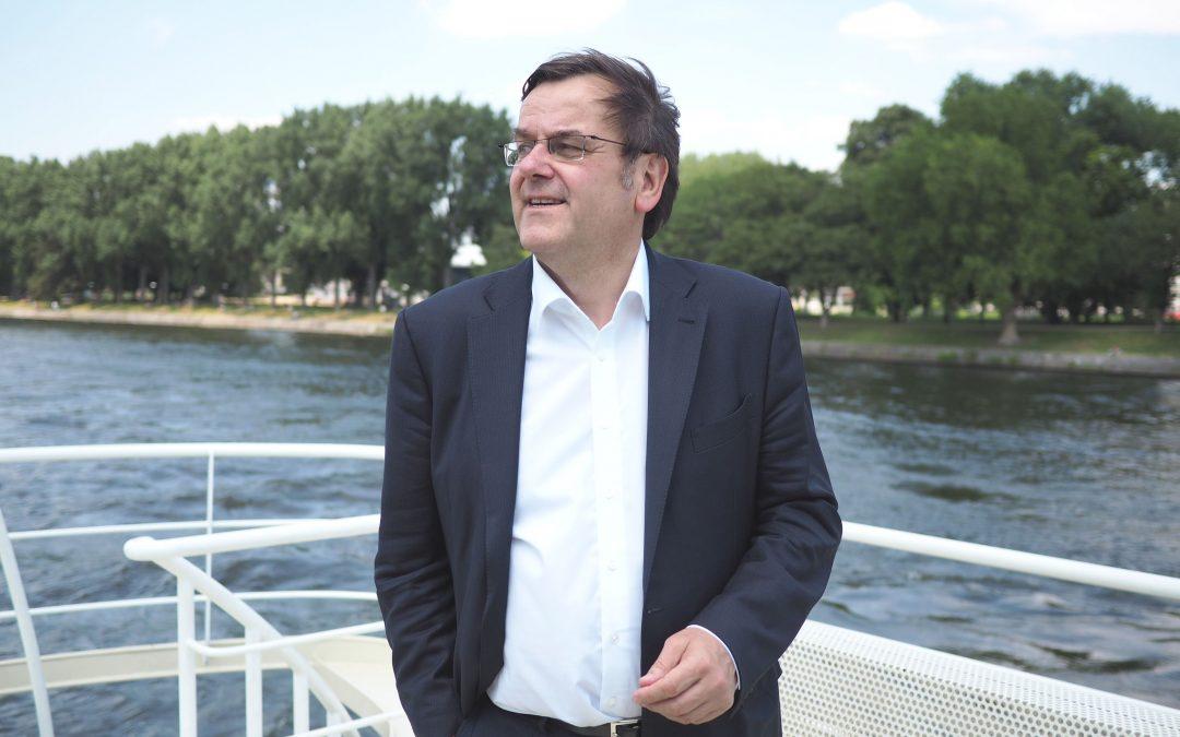 Le bourgmestre Demeyer à la présidence d'Intradel