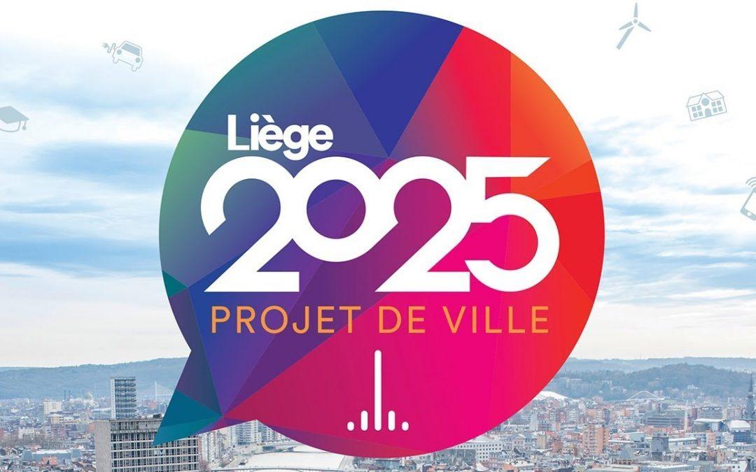 Projet de ville Liège 2025: il est maintenant temps de voter