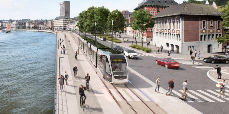 La capacité du tram sera-t-elle suffisante? Urbagora en doute, le TEC rassure