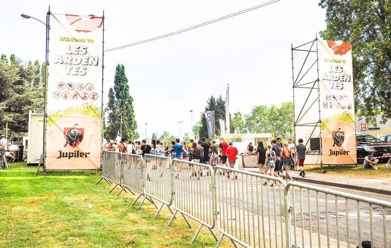 Ardentes à Rocourt: les riverains râlent; les organisateurs promettent avantages et 'sponsoring' à leurs enfants