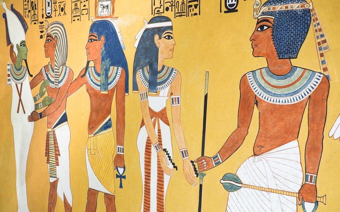 Un escape game organisé à l'exposition sur le pharaon Toutankhamon aux Guillemins