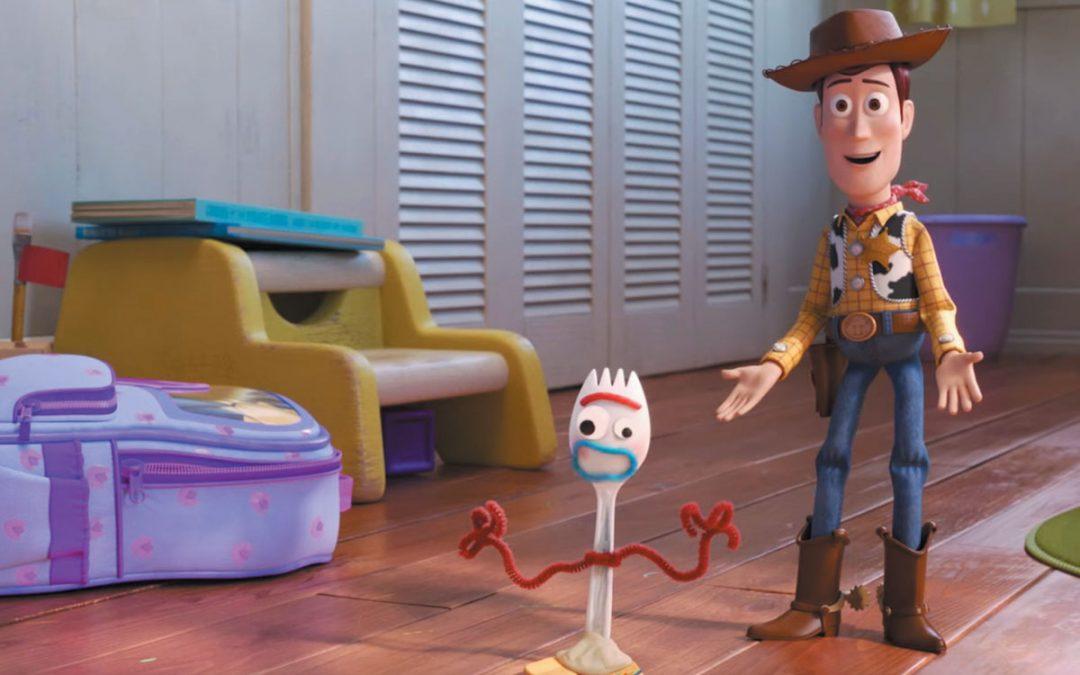 Cinéma : Toy Story 4