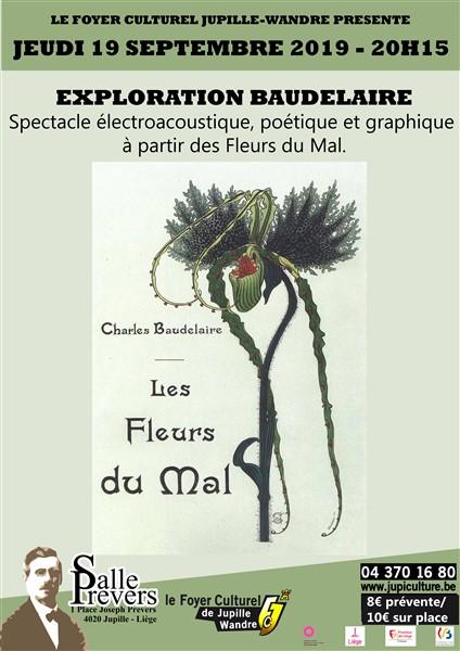 Agenda ► Exploration Baudelaire