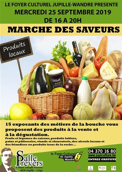 Agenda ► Marché des saveurs II