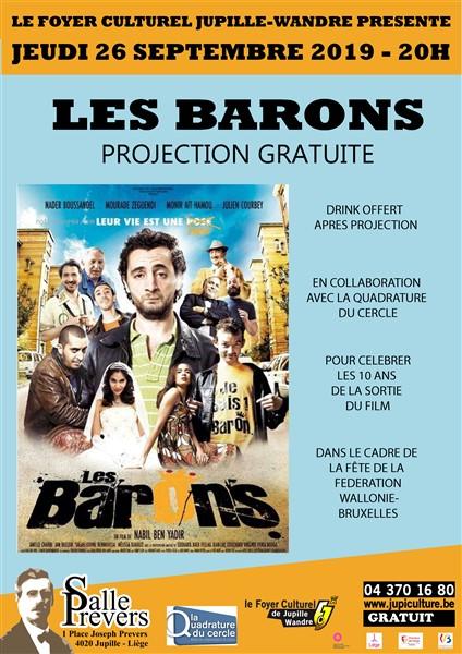 """Agenda ► Ciné club """"Les Barons"""""""