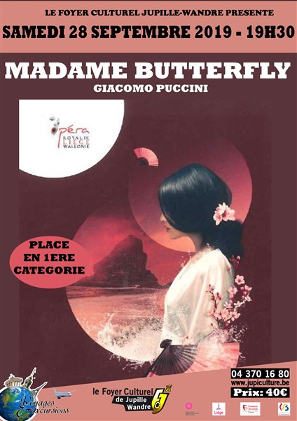 Agenda ► MADAME BUTTERFLY