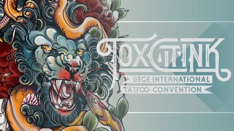 Agenda ► TOX CIT INK 2019 Liege International tattoo convention