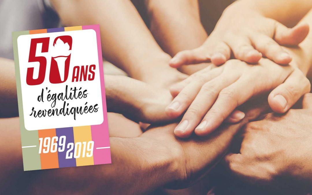Agenda ► Deux dialogues pour des égalités revendiquées