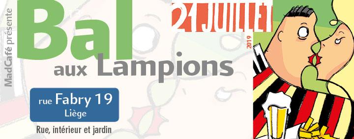 Agenda ► Brocante 21 Juillet  + Bal Aux Lampions