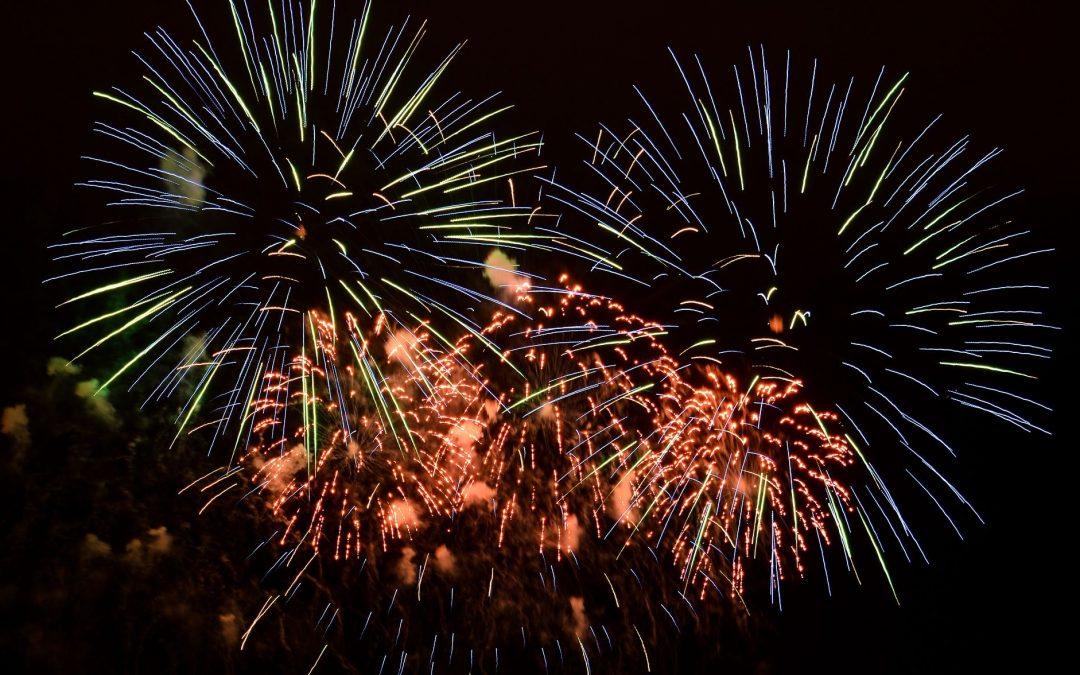 Grand feu d'artifice et Guignol pour fêter le 14 juillet ce dimanche