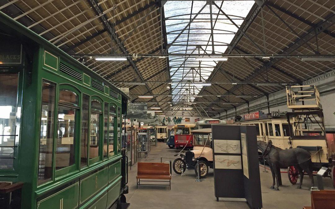 1,6 million pour améliorer l'isolation du musée des transports en commun