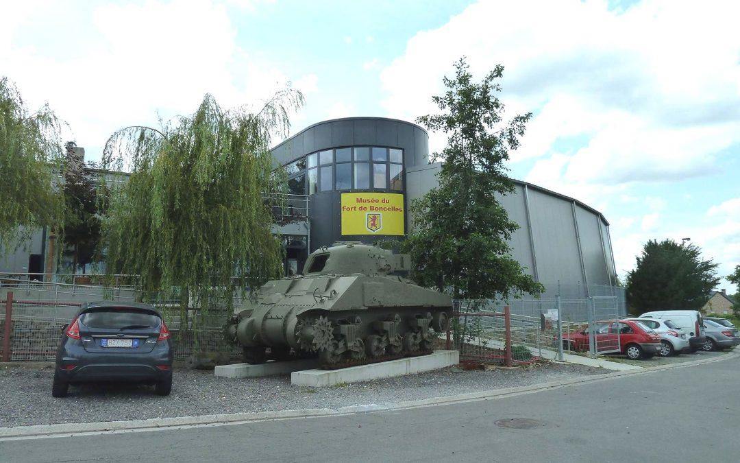 Faillite du musée du Fort de Boncelles