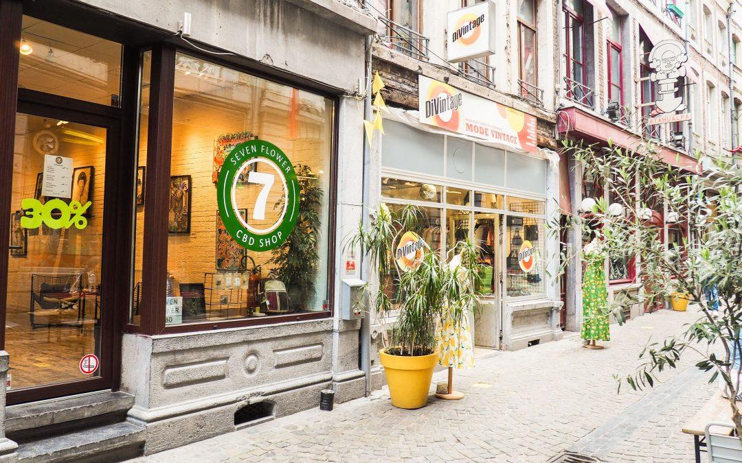 40 nouveaux commerces au centre de Liège en moins d'un an (suite et fin de la présentation)
