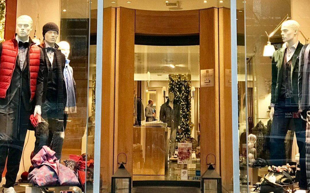 La boutique de vêtements Pierre Thonon déménage hors de Liège