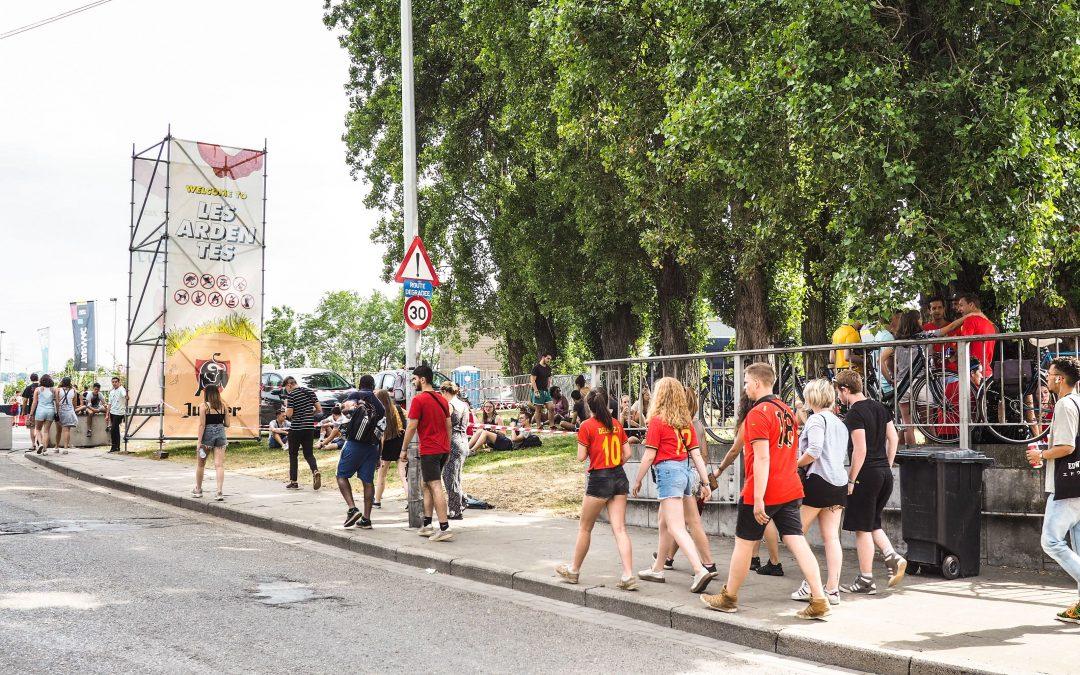 Le festival Les Ardentes s'impose de force à Rocourt pour son édition 2020