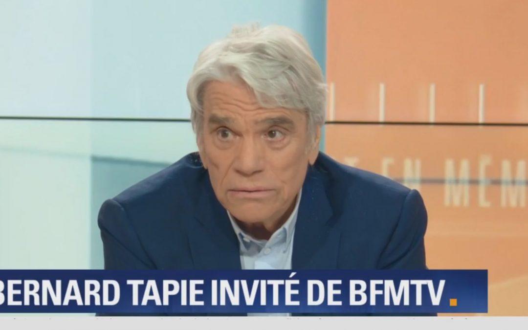 L'argent des retraités liégeois d'Ogeo Fund pour aider l'homme d'affaires français Bernard Tapie