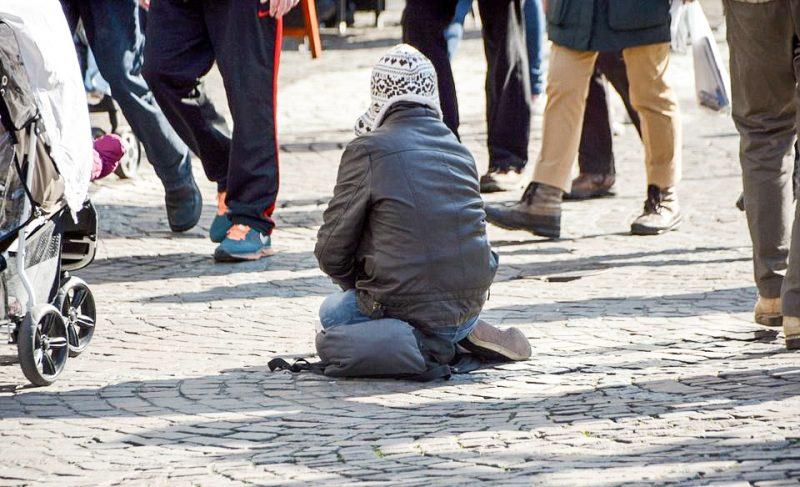 Liège va-t-elle devoir laisser ses mendiants tranquilles ?