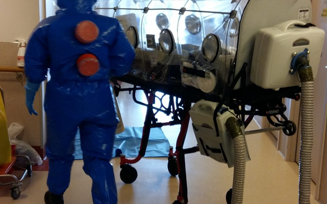 Mesures de sécurité exceptionnelles au CHC de Hermalle: les médecins craignaient un cas d'Ebola