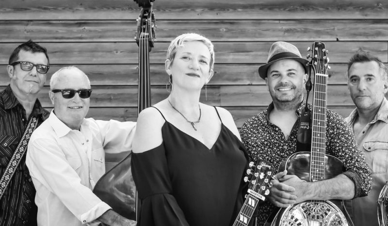 Agenda ► Martha Fields (USA) bluegrass, americana