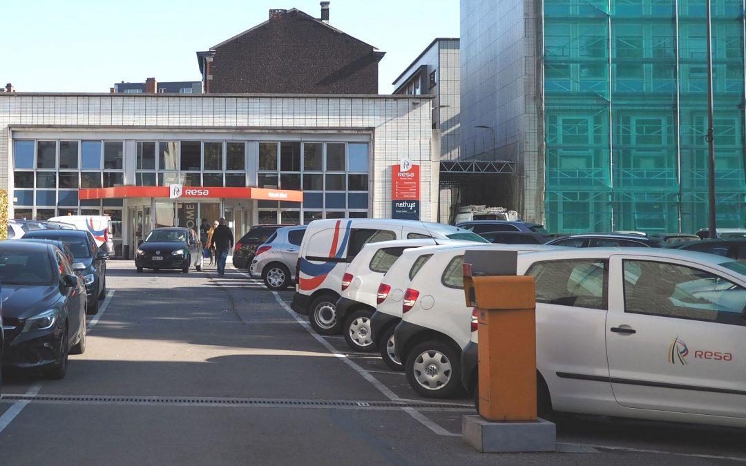 500 agents de Resa vont déménager à l'Institut Montéfiore rue Saint-Gilles