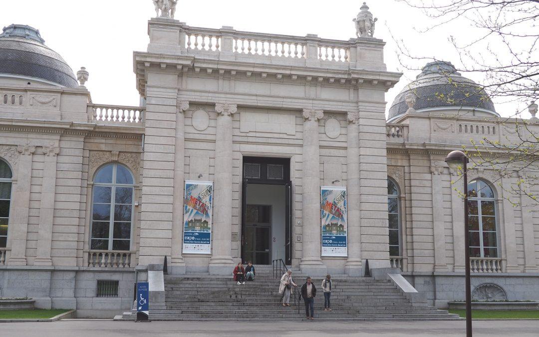 Visiter le musée Boverie à travers les outils pour malvoyants