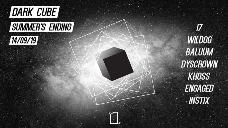 Agenda ► Dark Cube – Summer's ending