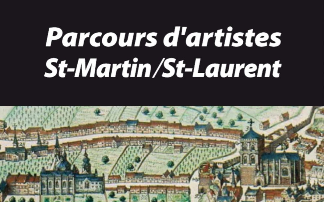 Agenda ► Parcours d'artistes St-Martin /St-Laurent