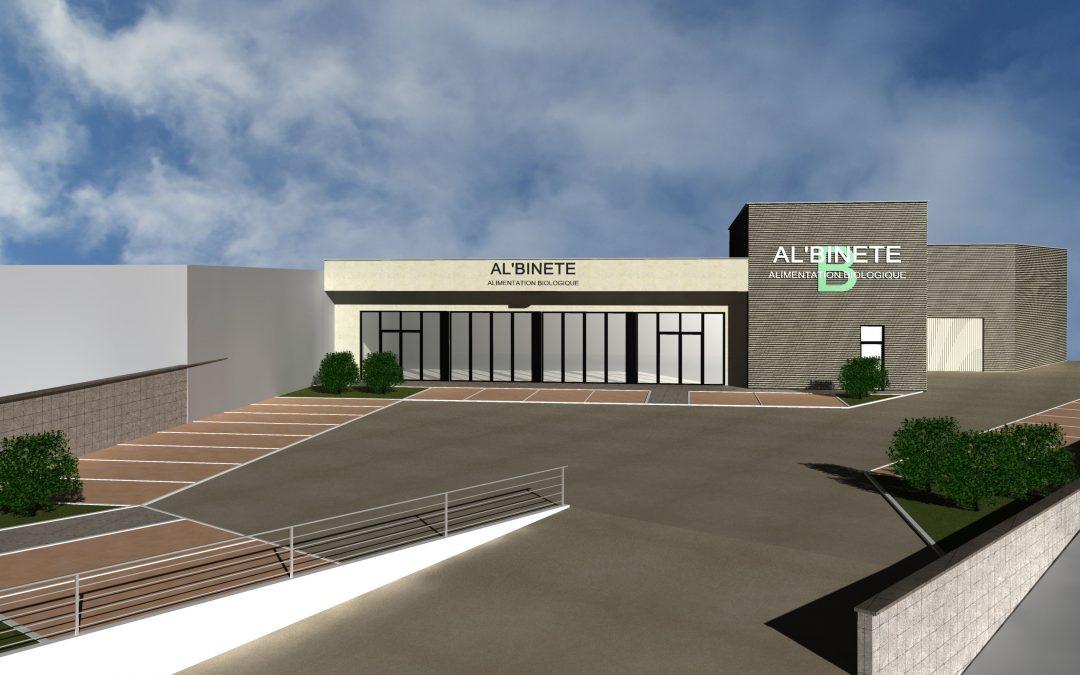 Les Halles Binète : bientôt un premier marché couvert bio liégeois à Sainte-Walburge