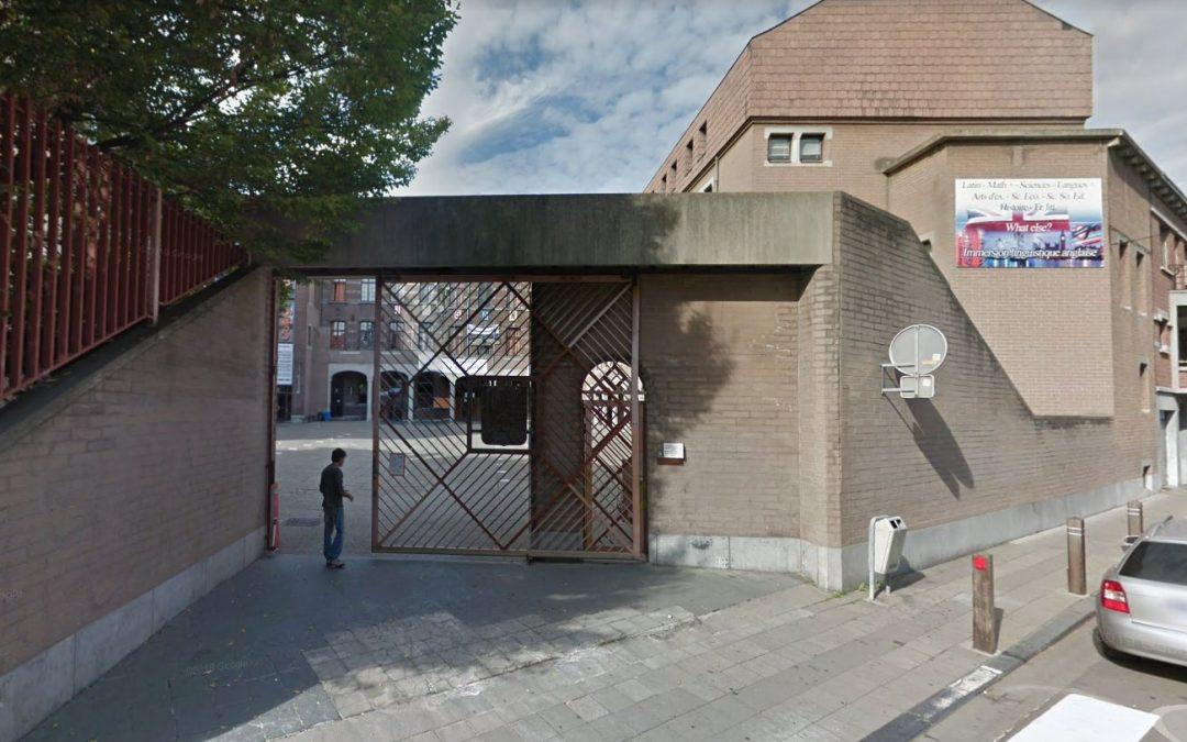 La salle de sport du Collège Saint-Louis sera fermée à la rentrée