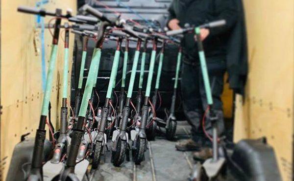 Trop d'incivilités: un loueur de trottinettes électriques a quitté Liège