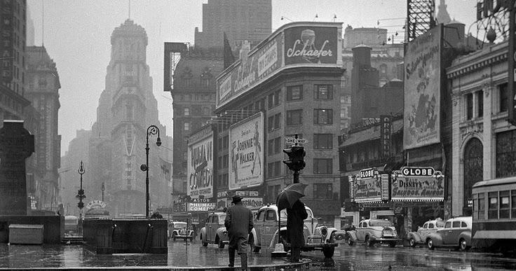 Agenda ► Cinémusée : New York 1943