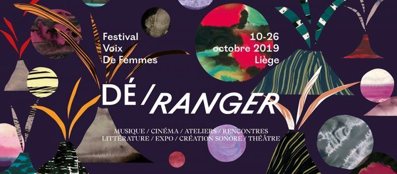 Agenda ► 14e édition – Festival Voix De Femmes 2019
