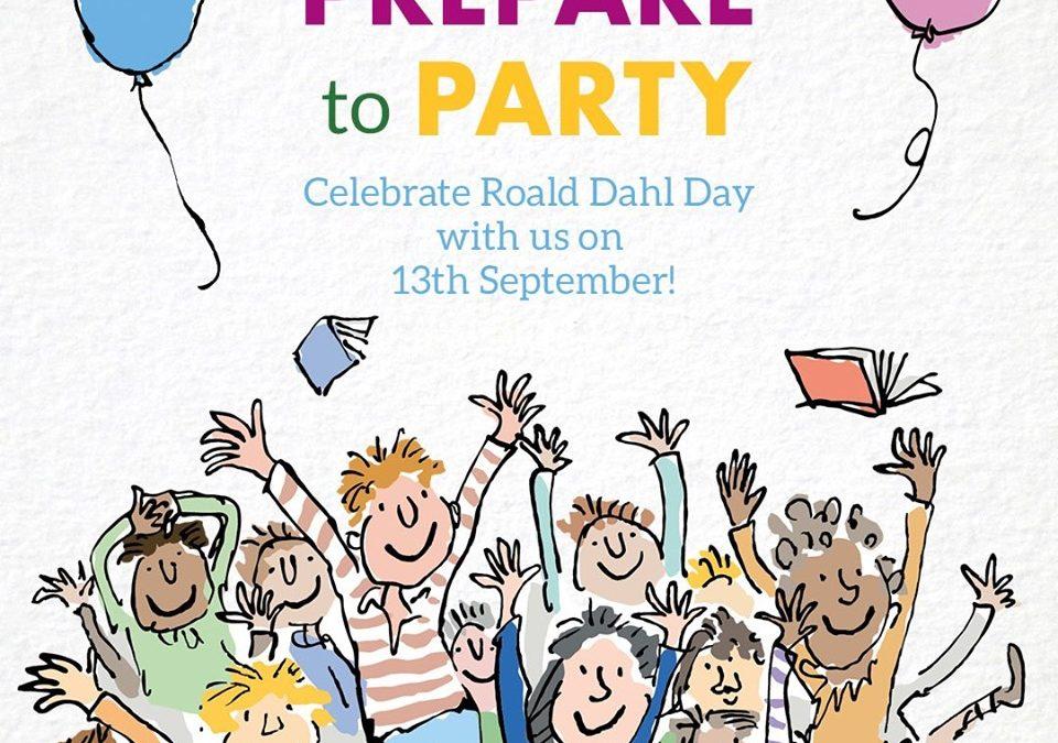 Agenda ► Roald Dahl Day au Bureau Tempête