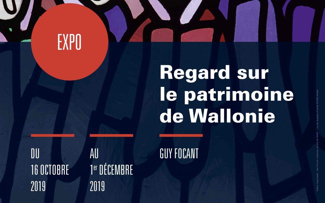 "Agenda ► Exposition ""Regard sur le patrimoine de Wallonie"""