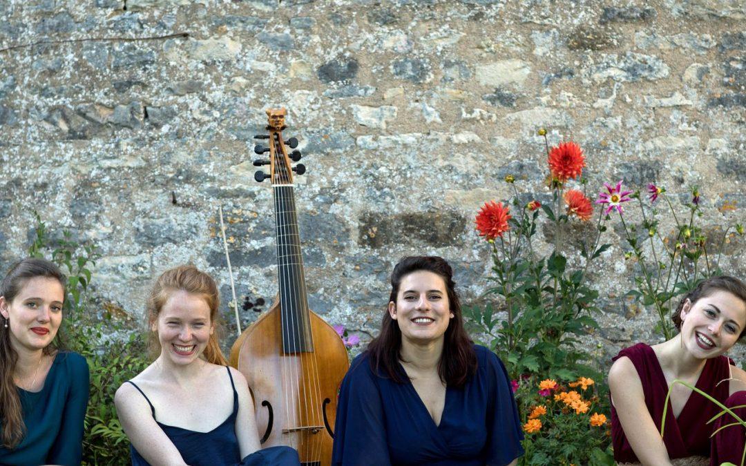 Agenda ► BARBARA, ALBA, LUCIA E TUTTE QUANTE : les femmes compositrices à Venise (1570-1730)