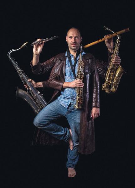 Agenda ► Jazz & More : Manu Hermia & Erik Vermeulen
